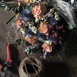 Taller de arte floral