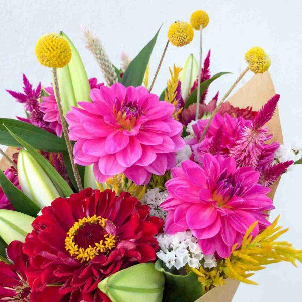 Ramo de flores de verano