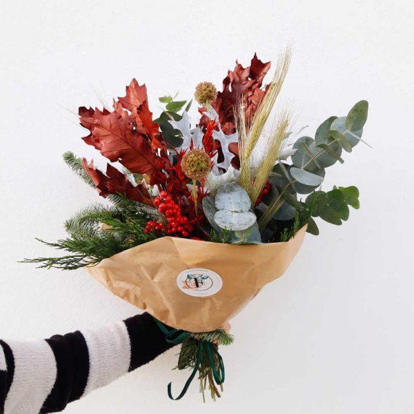 Ramo-flores-navideño