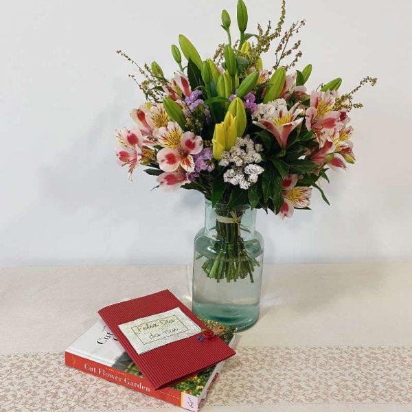 Ramo de flores Mamá alegre