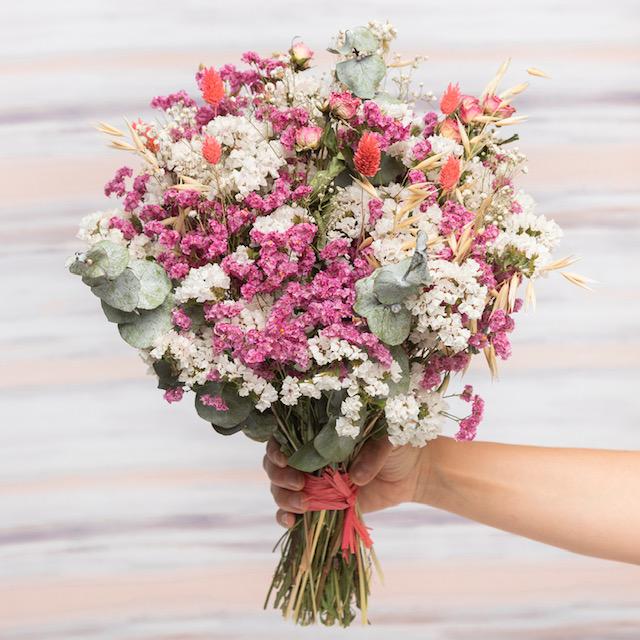 ramo rosalia rosa floradeira
