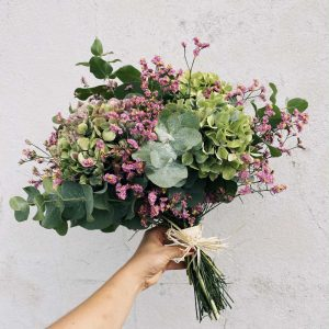 "Bouquet ""Hortensia"""