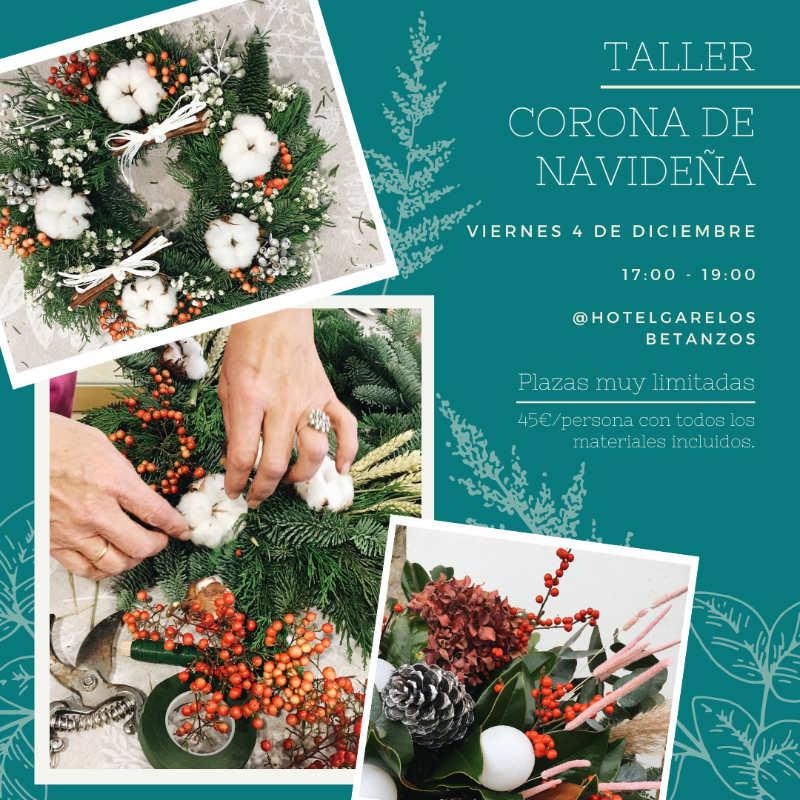 Taller-floral-