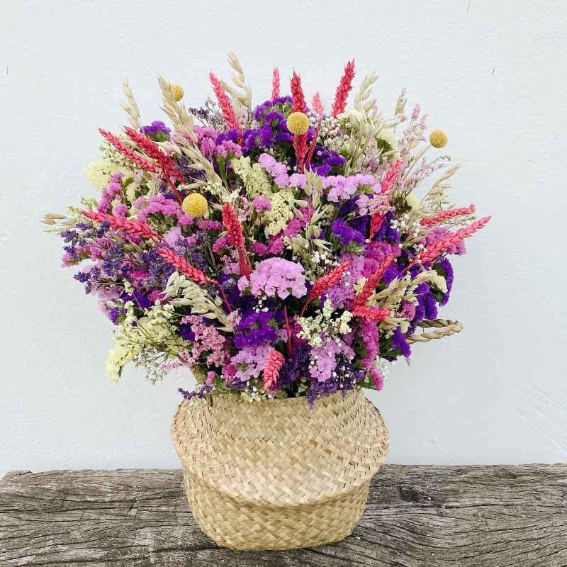 flores Secar multicolor