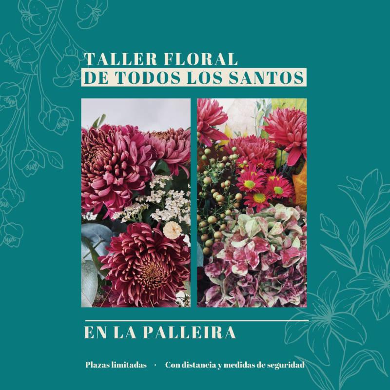 Taller floral Floradeira