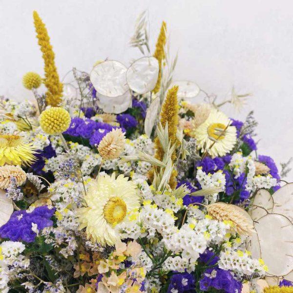 Ramo flores camiño